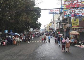 Dishub Kota Tasikmalaya Bentuk Tim Khusus Antisipasi Pedagang Bermobil