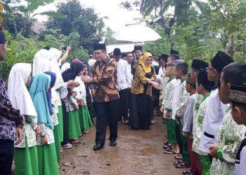 Jalin Silaturahmi, Bupati Tasik Kunjungi Pondok Pesantren