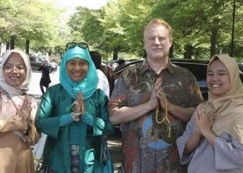 Melirik Suasana Idul Fitri di Amerika Serikat