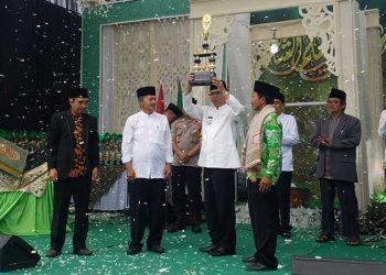 MTQ ke-36 Tingkat Kabupaten Tasikmalaya, Salawu Jadi Juara Umum