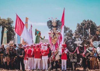 Yuk Intip Warna Warni Kemeriahan Festival Serba Gajah