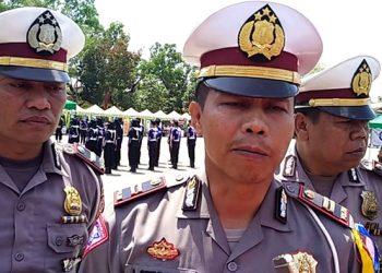 HUT Polantas ke-64, Polres Tasikmalaya Kota Gelar Baksos Bersama FKR-4
