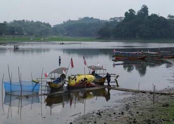 Molor Lagi, Target Penataan Wisata Situ Gede 2021