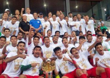 Timnas U-23 Raih Trofeo Hamengkubowono X 2019 Usai Kalahkan Bali United dan PSIM