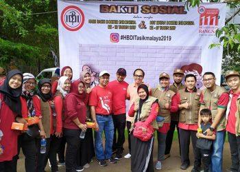 Hari Bakti Dokter Indonesia yang ke-111, IDI Tasikmalaya Gelar Baksos