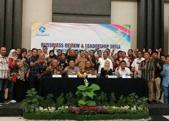 Manajemen BPR Artha Galunggung Mengikuti Training Review