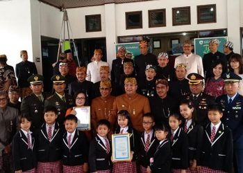 Puncak Peringatan HUT ke-18 Kota Tasik, Wali Kota Beberkan Keberhasilan