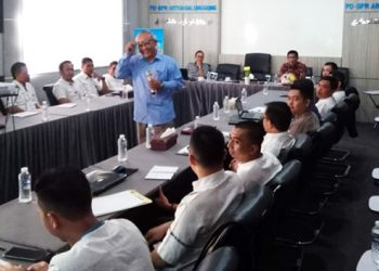 Sosialisasi Aspek Legalitas Perkreditan BPR Artha Galunggung