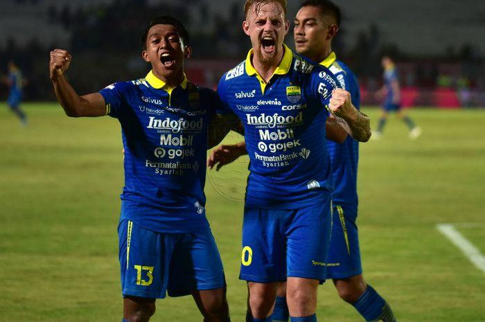 Kevin van Kippersluis ingin Kontraknya di Perpanjang Persib Bandung