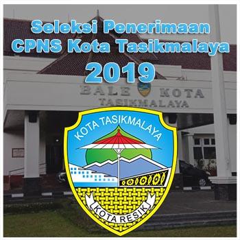 Formasi dan Persyaratan CPNS Pemkot Tasikmalaya 2019