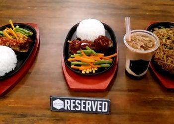 Beberapa menu baru yang disajikan Eatboss Tasikmalaya