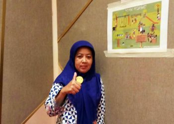 Kesling UPT Puskesmas Puspahiang, Dewi Nurhasanah