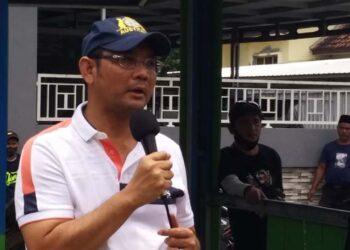 Gencar Sosialisasi, Yanto Oce Sapa Warga Sirnagalih