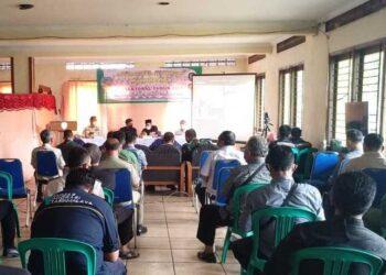 Musrenbang 2021 Pol PP Kota Tasik Usulkan 1 Program