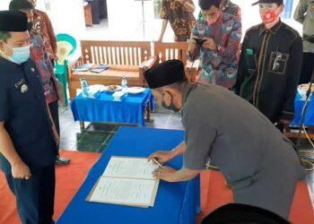Nana Harap Pjs Kades Bagolo Bisa Maksimalkan Potensi Wisata Pantai Karapyak
